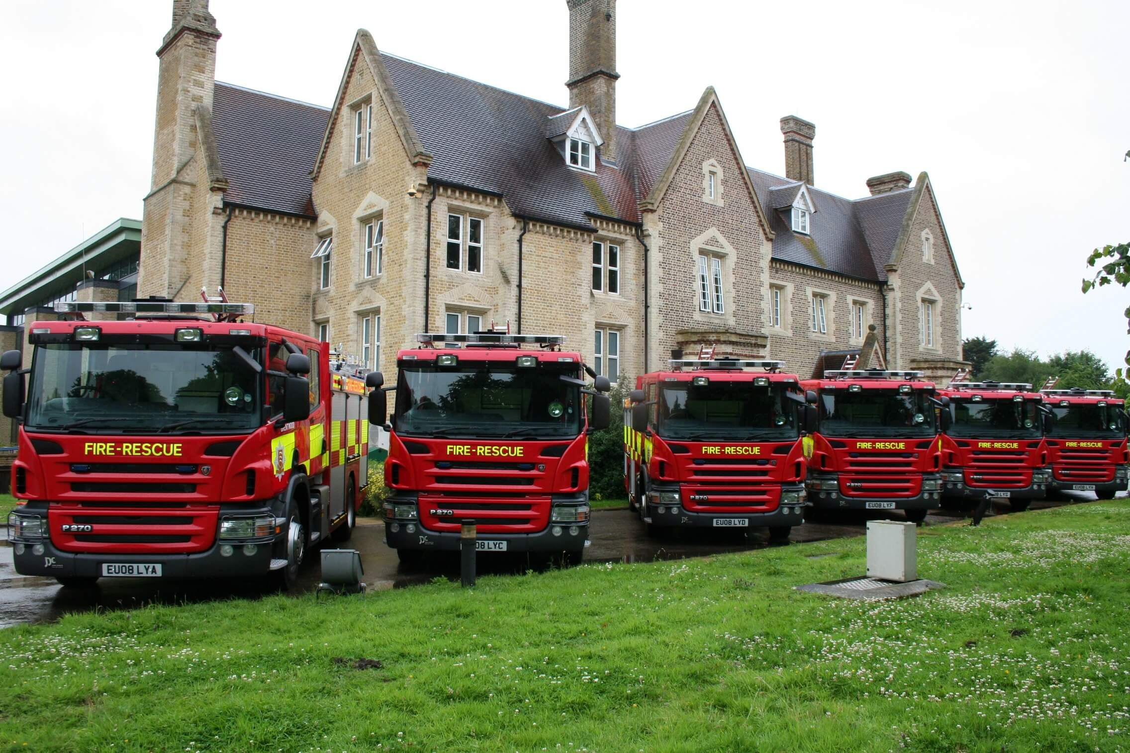 Essex County Fire & Rescue Service Turns to Cloud Backup