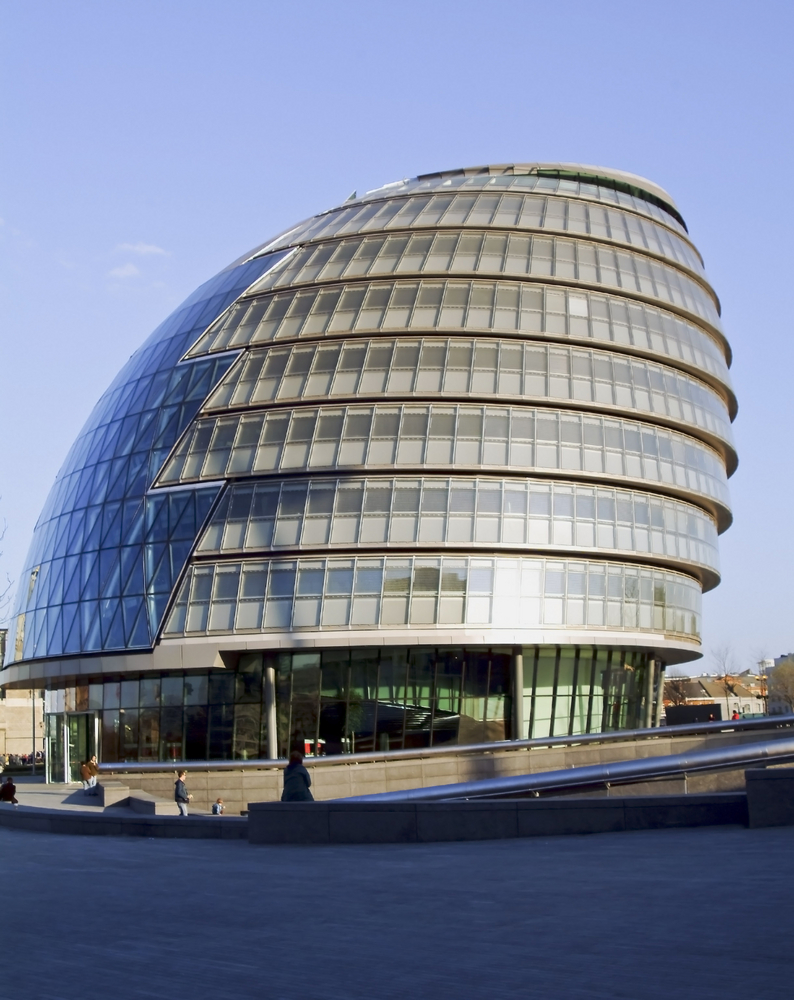 The London Assembly building