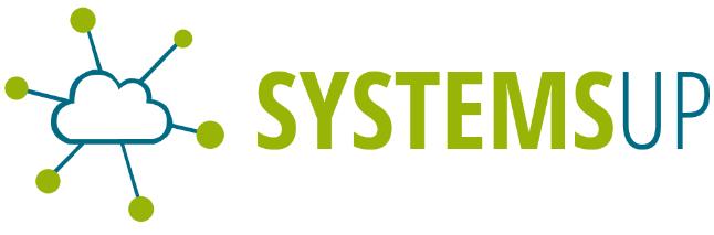 SystemsUp Logo