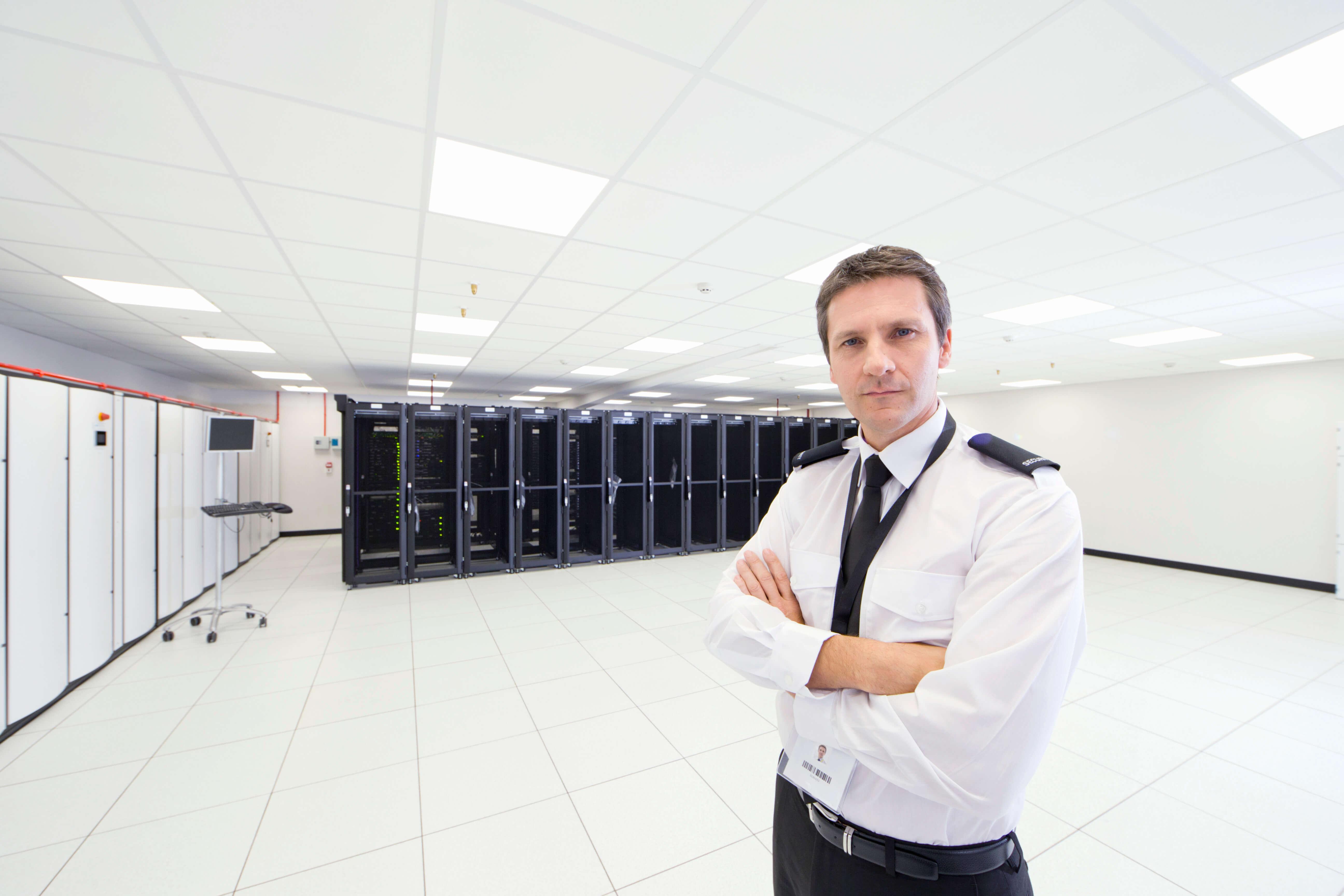 Data centre security officer - iomart