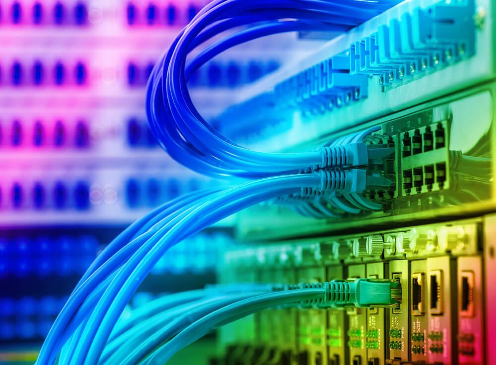 PSN network cabling - iomart