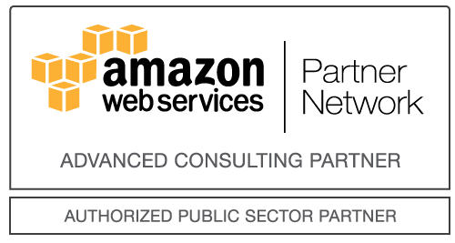 AWS Public Sector Partner for Government logo - SystemsUp