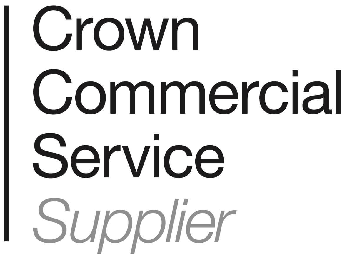 Crown Commercial Service G-Cloud 10 supplier logo