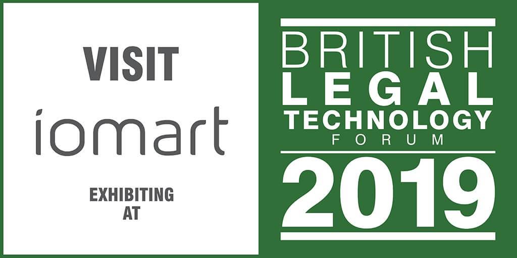 British Legal Technology Forum logo